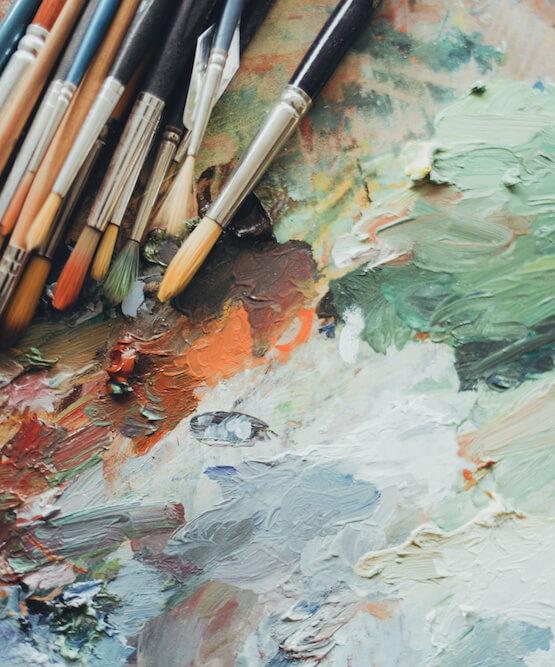 Unser Künstler sind die Meister der Pinsel und Farben! Deswegen können Sie bei Untitled Premium Modern Art die Kunstwerke der besten Künstler kaufen.